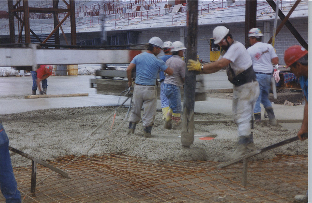 Vee-Jay Cement | About Us | Concrete Construction